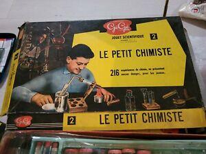 Le Petit Chimiste GéGé