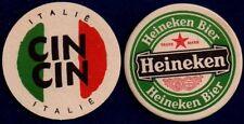 HEINEKEN -  BEERCOASTER FROM THE NETHERLANDS OK17010