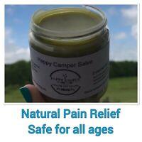 Hemp pain relief cream 4oz