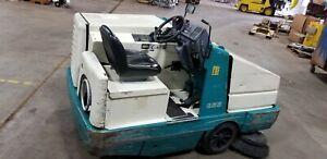 Tennant Sweeper 355 sweeper Gas