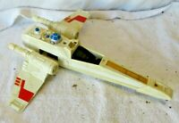 1978 Kenner Star Wars X-Wing Fighter Vehicle General Mills Fun Group - For Parts