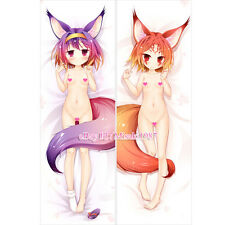 No Game No Life Dakimakura Hatsuse Izuna Anime Hugging Body Pillow Case Cover 02