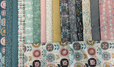 CLEARANCE- Sophia by The Henley Studio - Makower - Half Metre Bundle - 16 pieces