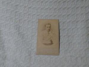 Antique Victorian Carte De Visite CDV Photo – Prince Leopold Duke of Albany