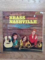 The Tennessee Tacos – The Brass I Heard In Nashville  MER 326 Vinyl, LP, Album