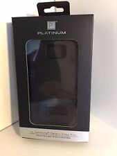 PT Platinum Case w/ Kickstand & Holster for Samsung Galaxy S6 Edge Plus - Black
