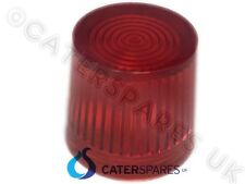 RED VALENTINE ELECTRIC FRYER RED BULB ROUND LENS CAP COVER PENSION 1 2 PARTS