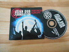 CD Pop Asian Dub Foundation - Fortress Europe (4 Song) Promo EMI / LABELS