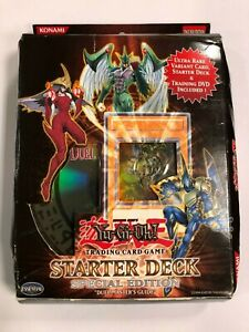 YU-GI-OH! Special Edition Starter Deck 1st Edition FACTORY SEALED