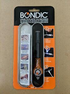 Bondic Repair Anything 100% Non Toxic Liquid Plastic Welder - Not a Glue - SK001
