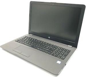 "HP 250 G6 15.6"" Laptop Core i5-7200U @ 2.50GHz 8GB DDR4 256GB SSD"