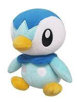 Sanei Boeki Pokemon PP89 Piplup (S) Stuffed Toy height 15cm