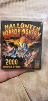 2020 Universal Studios Halloween Horror Nights 30th JACK MAGNET HHN 2000