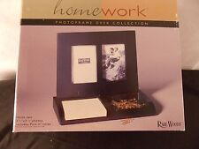 Rare Woods Home Work Photoframe desk Collection