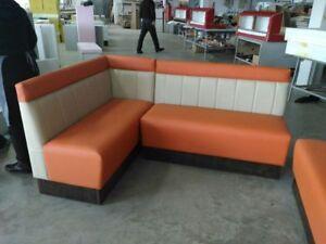 Restaurant Cafe, Pub Bench, Booth, Kitchen Corner Fitted