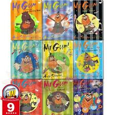 Mr Gum Collection 9 Book Set Pack Andy Stanton NEW PB(You're A Bad Man Mr )AUS