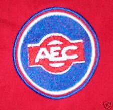 AEC Logo Embroidered on Polo Shirt