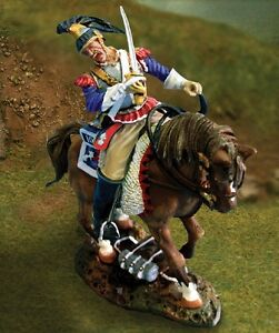 THE COLLECTORS SHOWCASE FRENCH NAPOLEONIC CS00305 10TH CURRASIER ATTACKING