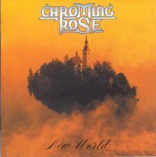 CHROMING ROSE - New World - JAPANPRESSUNG - rar - Bonustrack - neu