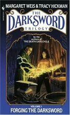 Forging the Darksword: The Darksword Trilogy, Volume 1 by Margaret Weis, Tracy H