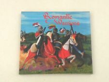 ROMANTIC WARRIORS - BATTLEFIELD - CD DIGIPACK VINYL MAGIC 1993 - PROG - NM/NM