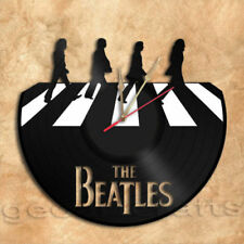 Handmade Beatles Wall Clocks