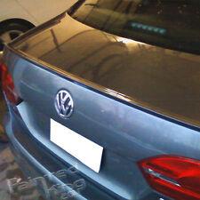 --Painted 2011-14 Volkswagen VW Jetta MK6 GLI SE SEL trunk lip spoiler LD7X/2R2R