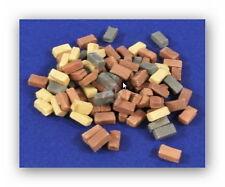 Verlinden 1/35 VP 2809 100 Ziegelsteine unbemalt