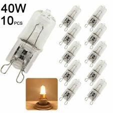 10x G9 40W 230V LED Kapsel-Birne ersetzen Halogen Glühlampe Lampen Glühbirnen