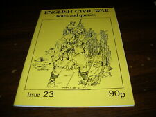 English Civil War Notes and Queries Issue 23
