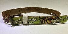 Womens Ed Hardy Belt Medium
