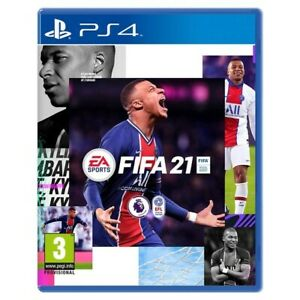 PS4 FIFA 21 R3 (Asia/English) New Sealed - Standard Edition