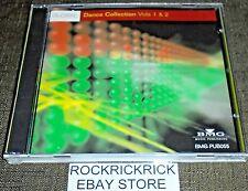 GLOBAL DANCE COLLECTION VOLUME 1 & 2 -2 CD SET- (30 TRACKS) -BMG PUB055- PROMO