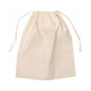 Calico Bags Drawstring 100 pack - Small
