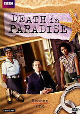 Death In Paradise: The Complete First Season, DVD, FREE SHIP, SEALED, BRAND NEW