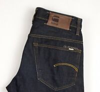 G-STAR RAW Hommes Jeans Jambe Droite Taille W32 L30 ATZ494