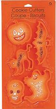5 X Halloween Découpe de Forme pour Gâteaux Effrayant Emporte Pièce Fête Supply