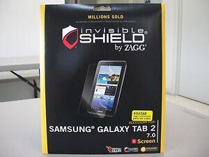 ZAGG invisibleSHIELD for Samsung Galaxy Tab 2 7.0 - Screen