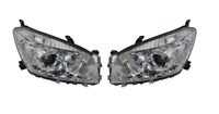 Pair of Headlights lamp for Toyota RAV4 ACA30 Series 2006-2008