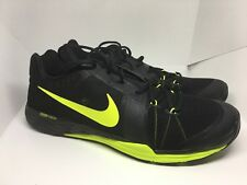 Nike Shoes Men's Size 14 Train Prime Iron DF  Black Volt 832219 008 New In Box!