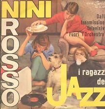 Nini Rosso – I Ragazzi Del Jazz - Sprint - Sp.A 5511 - Ita 1962