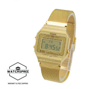 Casio Standard Digital Vintage Collection Watch A700WMG-9A