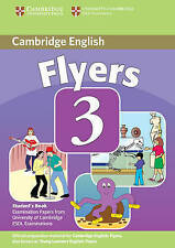 Cambridge Young Learners English Tests Flyers 3 Student's Book: Examination...