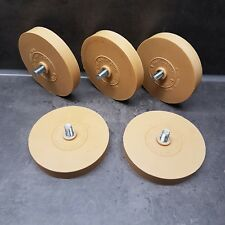 5 Stück Folienradierer Aufkleber-Entferner Zierstreifen Radierscheibe
