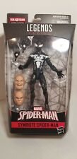 SPIDERMAN SYMBIOTE - MARVEL LEGENDS SPIDER-MAN KINGPIN BUILD-A-FIGURE BAF NIB