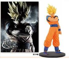 """DragonBall Z Resolution of Soldiers Goku 18cm/7.2"""" PVC Figure New In Box"""