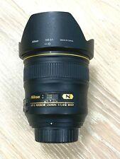 Nikon AF-S Nikkor 24 mm / 1.4 G ED