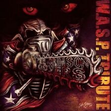 V/A - W.A.S.P. Tribute - The Crimson Covers  (2-CD)