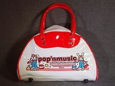 Pop'n Music Bag Mimi Nyami KONAMI Game Not For Sale Anime JAPAN