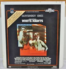 RCA VideoDisc CED - Mikhail Baryshinkov - White Nights - Vol. 1 & 2, c.1985